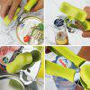 Stainless Steel Multifunction Powerful Can Opener Kitchen Household Bottle Opener Can Open Knife Tool - TEA GREEN