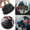Ultimate Cover Anti-Glass Reflective Silicone Lens Hood - BLACK