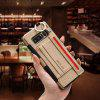 Creative Multi-function Protection Ring Buckle Card Cover for Samsung Note 8 - LIGHT KHAKI