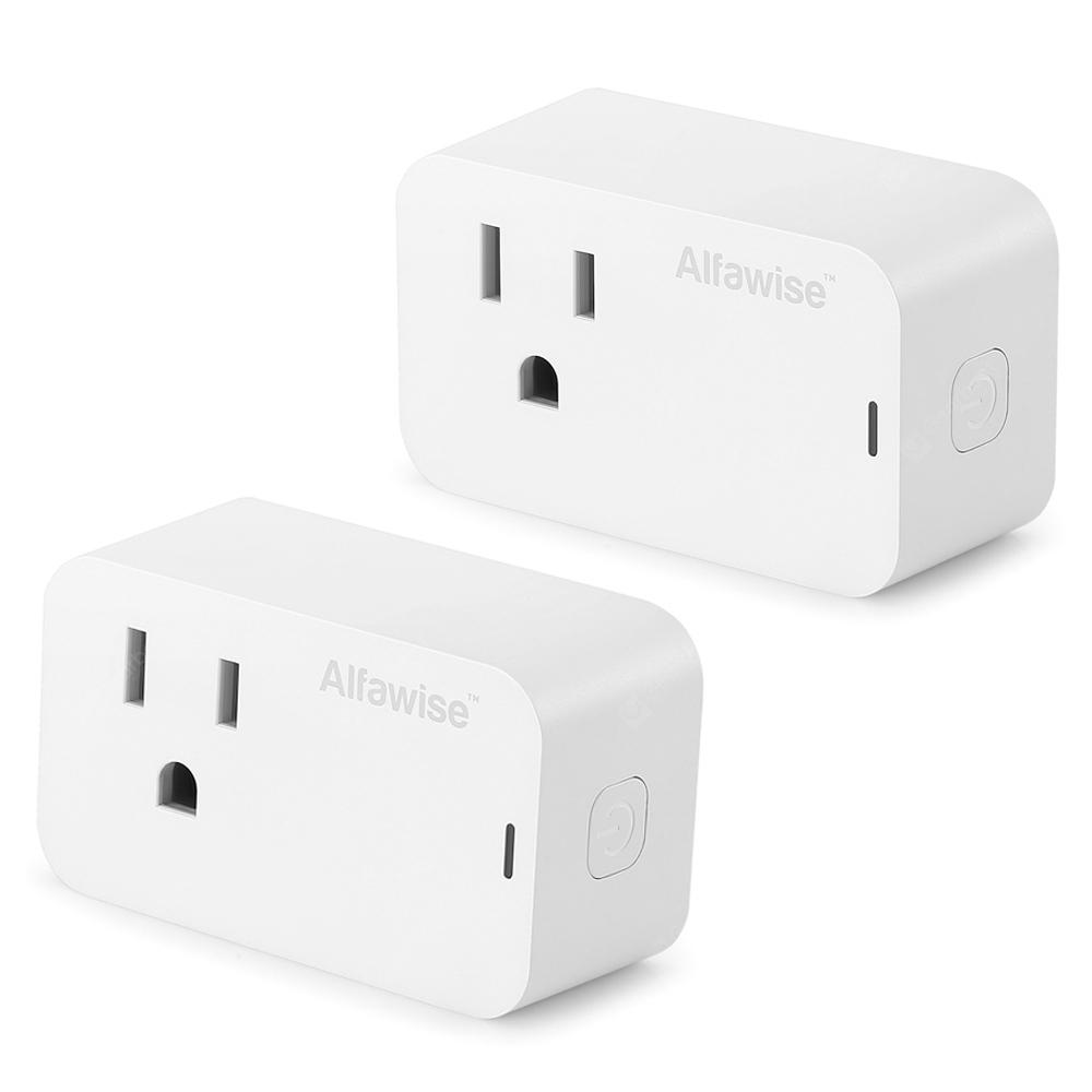Компактний дизайн Smartwise Plug Mini WiFi Socket US Standard