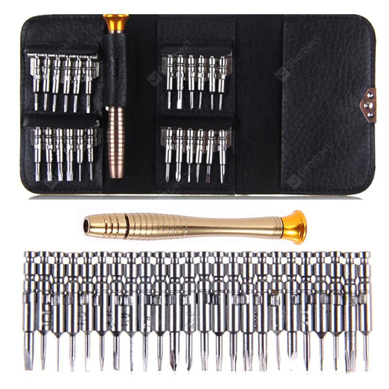 portable Mini Torx T3 screwdrivers or Philips package of 25