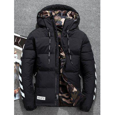 Men's Thickening Down Jacket for Winter
