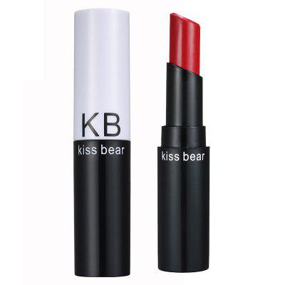 KISS BEAR Moisturizing Oblique Lip Balm Lipstick