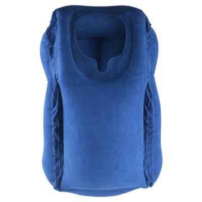 Travelling  Inflatable Portable Air Cushion Pillow