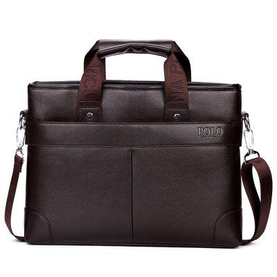 VICUNAPOLO Business Men  's Briefcase Shoulder Messenger Bag Ordenador