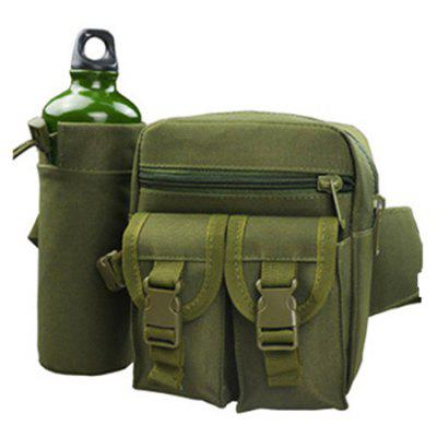 Outdoor Multi-function Camouflage Water Jug / Tactical Pocket Mobile Phone Bag