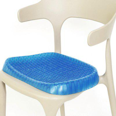 Honeycomb Design Gel Seat Cushion