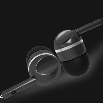 Wired in-ear-headset voor Xiaomi Apple