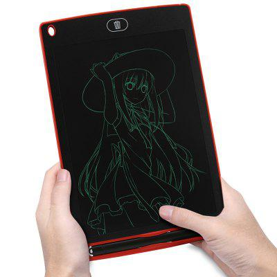 Bright LCD Electronic Light Energy Small Blackboard Children Drawing Writing Tablet 8.5 Inch