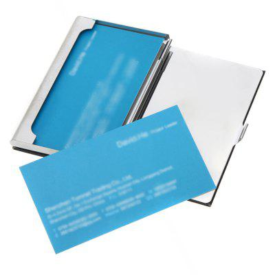 Practical Business Name Card Case Holder