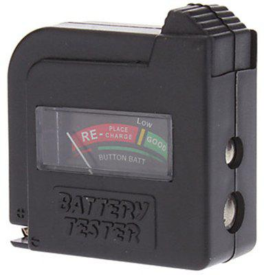 Portable Pointer Type Battery Tester No. 5 No. 7 Button 9V Battery Tester 860