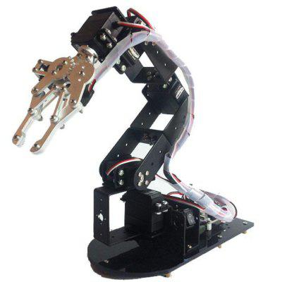 6 Degrees of Freedom Simulation Three-dimensional Rotating Mechanical Arm only $39.99