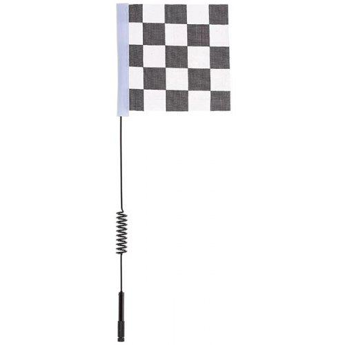 Metal Decorative Antenna Flag for 1:10 Traxxas Hsp Redcat RC4WD Tamiya Axial Scx10 D90