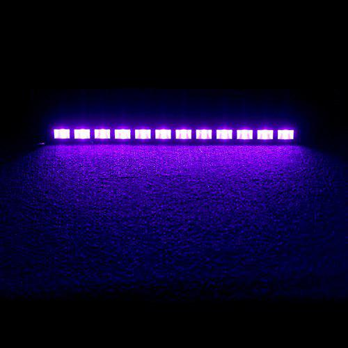 Utorch 12 LEDs Black Light UV Bar