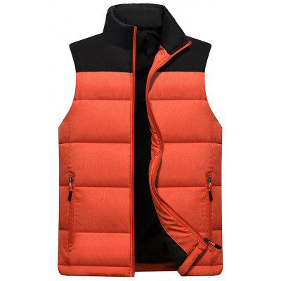 A18 - A441 Stylish Men's Autumn and Winter Warm Vest Thickening