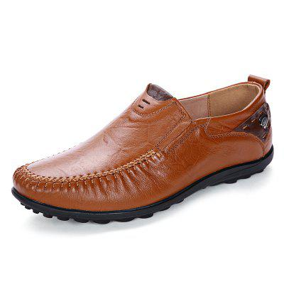 Men Comfortable Casual Shoes Slip-on Durable