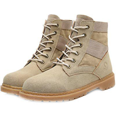 Men's Retro Army Shoes