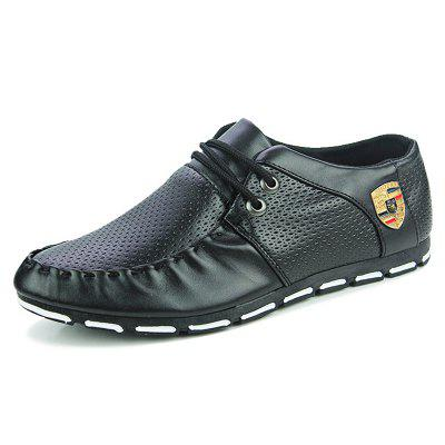 SYXZ 0136 Men Casual Lace-up Shoes