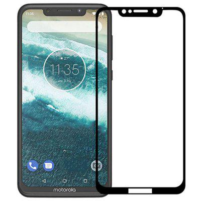 Pellicola protettiva per vetro temperato full-screen full-screen Naxtop per Motorola One Power / P30 Nota
