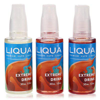 LIQUA Extreme Drink Functional Flavored Cigarette Oil