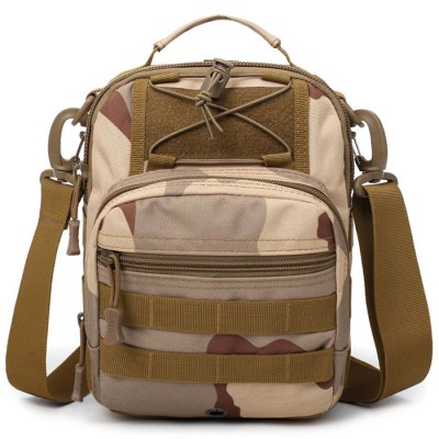 Durable Wear-resistant Waterproof Men Chest Bag