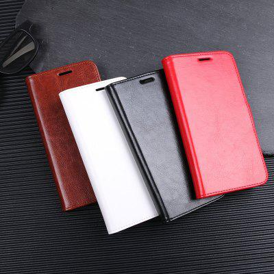 Leather Protective Phone Case for ZTE Blade Force N9517