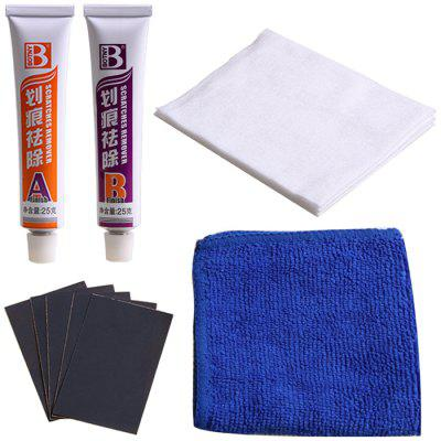 Small Scratches Nemesis Wax Car Maintenance Products