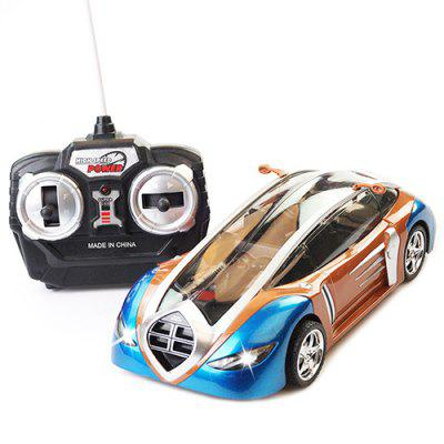 Multi-function Lighting Remote Control Toy