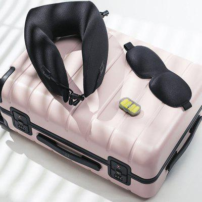 Xiaomi Mijia Travel Soft Comfortable Neck Pillow 3pcs - BLACK