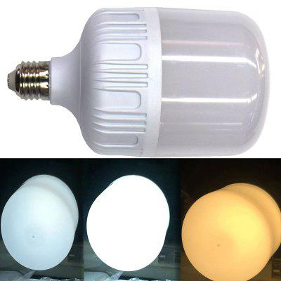 E27 Connector 18W Three-tone Light LED Bulb