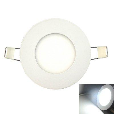 Ultra-thin 4W 6500K LED Panel Light / Recessed Ceiling Lights