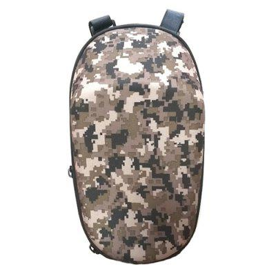 HAKS018A Waterproof Hard Shell EVA Smart Balance Bike Camouflage Scooter Head Bag