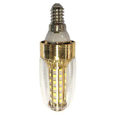 E14 12W Energy-saving Rocket Shape Bulb for Daily Use