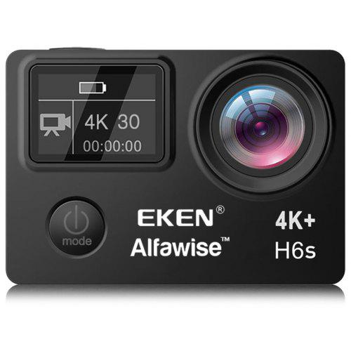 Alfawise EKEN H6S 2 inch 4K HD WiFi Action Camera Waterproof Sports DV with EIS Anti-shake
