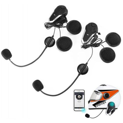 Alfawise BT - S3 Motorcycle Bluetooth Intercom Headset 2PCS