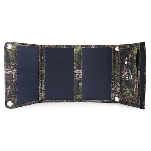 gocomma-16 Watt Foldable Solar Charger