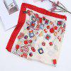 Lollipop Multi-purpose Scarf - RED