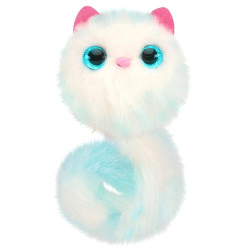 Speckles Plush Cat Interactive Toy - MULTI-B