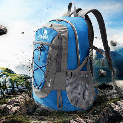 CAMEL Mountaineering Bag 30L Camping Hiking Backpack Men And Women