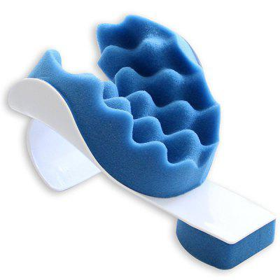 Head Neck Tension Release Massage Pillow Cushion for Men Women