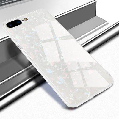 Glass Shell Mobile Phone Case for iPhone7 Plus / 8 Plus