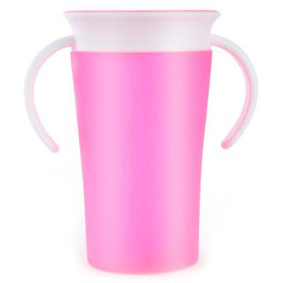 360 Degree Leak-proof Cup Students Hand Cup Baby Training Cup Magic Cup