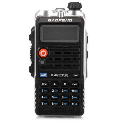 BAOFENG BF - UVB2PLUS Handheld Dual Bands Walkie Talkie