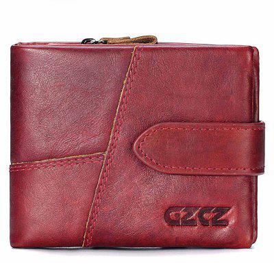 Leather Multi-function Men Casual Wallet