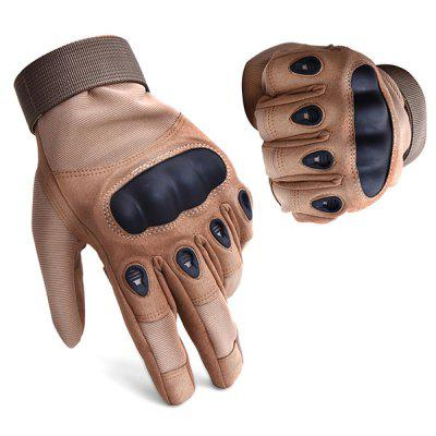 Outdoor Full Finger Protection Riding Sports Training Gloves