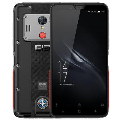 Coupon of Elephone Soldier 4G Phablet - Black