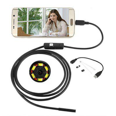 Endoscope Mobile Phone Computer Universal High-definition Camera Waterproof Industrial Car Electronic Detection