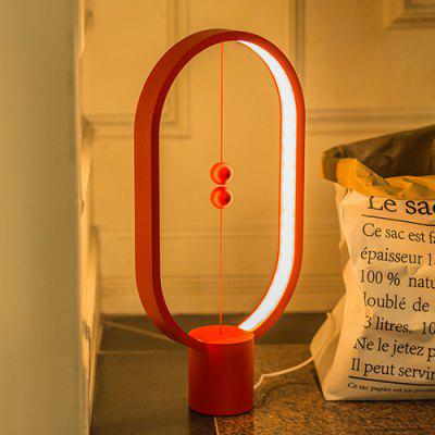 Smart Balance Magnetic Switch LED Suspension Table Lamp