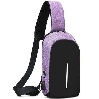 Outdoor Leisure Multi-function Chest Bag