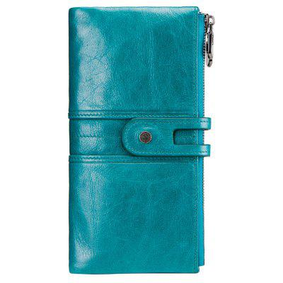 Women Leisure Wallet Multifunctional Card Casual Money Bag Case